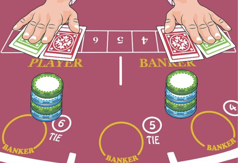 Apply baccarat online and web baccarat in online casino, fast deposit and withdraw